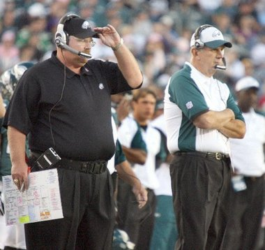 Andy Reid couldn't win without defensive coordinator Jim Johnson