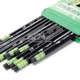 I go with ticonderoga blacks. No finest pencil has ever been made.