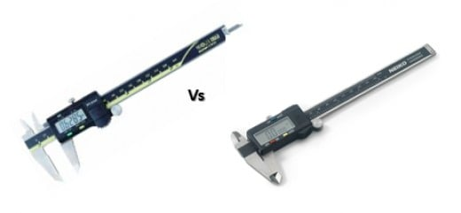 Mitutoyo 500-196-30 vs Neiko 01407A Calipers