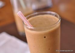 The Wake Up Shake: Iced Coffee Protein Shake