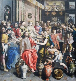 The Life of Jesus Christ and the Art He Inspired: The Wedding at Cana