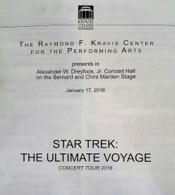 Star Trek's 50th Anniversary-The Ultimate Voyage Symphony