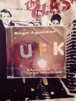 Rage Against Florence + the Machine by Unlucky Fried Kitten (album reviews)