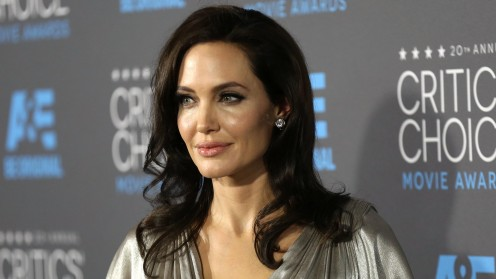 Though she's not actively promoting hormone replacement therapy, Angelina Jolie does use them