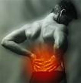 Lower backache