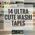 14 Of The Cutest Washi Tapes You'll Ever See