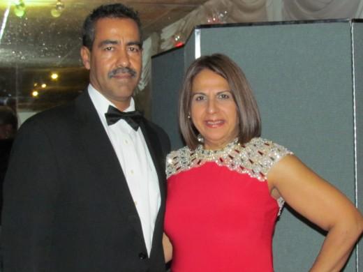 Vick and Sonia Arboleda, were from Manhattan Midtown Congregation.