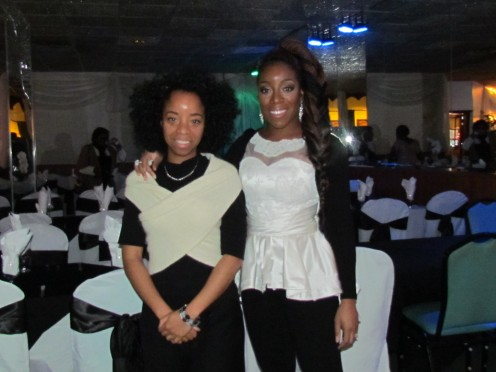 Wanisha, on the right attend Wilmington, DE  and Jaleesa, attends a French congregation in Philadelphia, Pa.