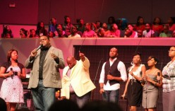 Speaking to A Praise and Worship Leader For a Mega Church