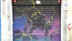 Florence, Italy: Meet Talented Street Artist, Alexander Tadlock