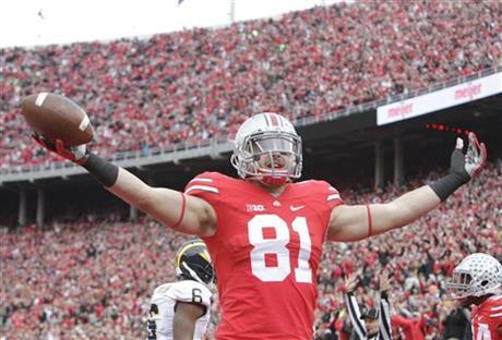 Nick Vannett, TE, Ohio State