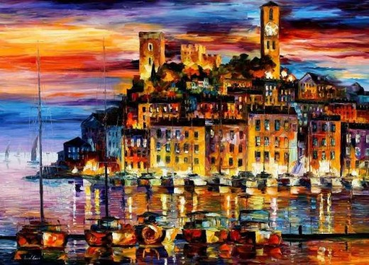 Oil Paintings For Your Living Room Walls