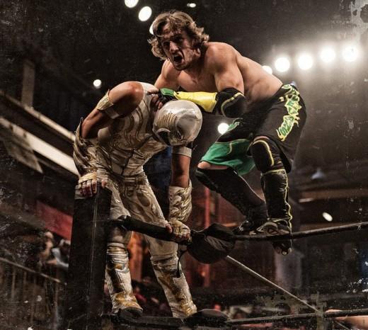 Jack and Aerostar, tag team partners turned rivals