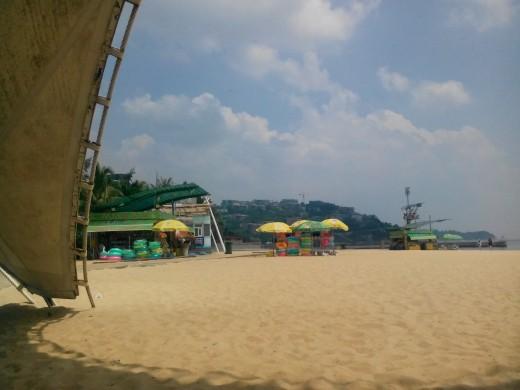 Dameisha Beach, Shenzhen, China