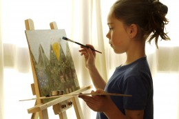 Discovering a child's talents is one of the main goals of each parent
