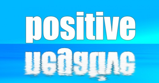 A boss should always overcome negativity by being positive.