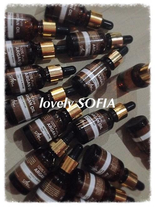Argan Oil, 15 ml. from lovely SOFIA