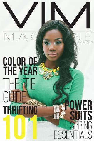 VIM MAGAZINE- MICHIGAN STATE UNIVERSITY