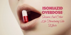 Isoniazid Overdose: Seizures And Other Life-Threatening Side Effects