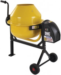 Buying a Concrete Mixer