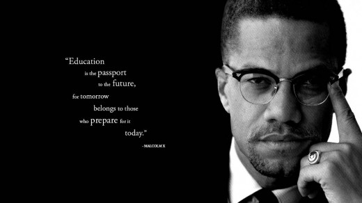 Great Malcom X Quote