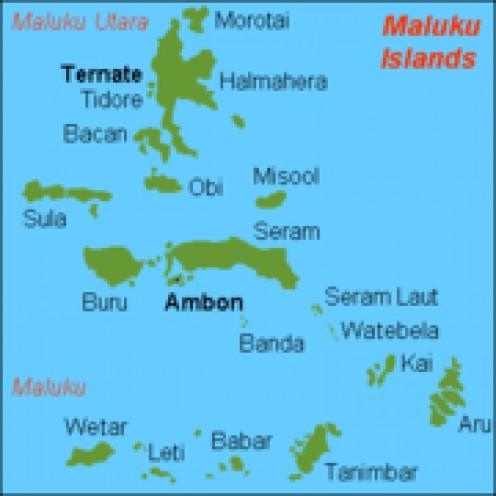 The Maluku Islands
