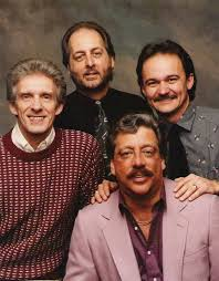 Harold, Don, Phil and Jimmy