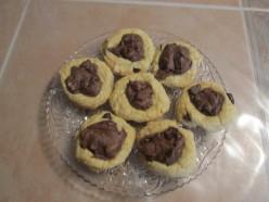 Chocolate Chip and Vanilla Cookies