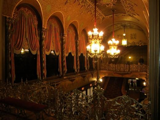 Ohio Theatre, Columbus, Ohio