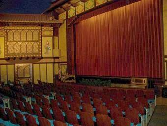 Redford Theatre, Detroit, Michigan