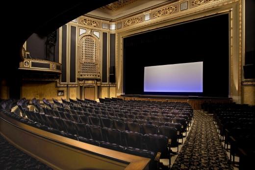 Detroit Film Theatre, Detroit, Michigan (Photo courtesy of DFT)