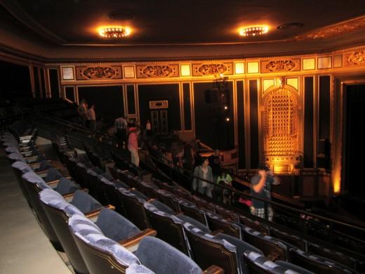 Detroit Film Theatre, Detroit, Michigan