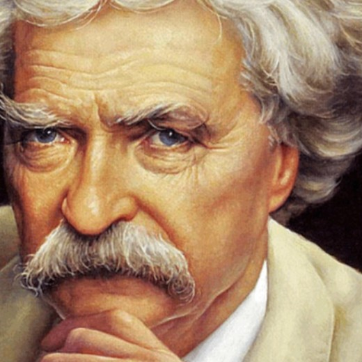 Mark Twain and his Fate.