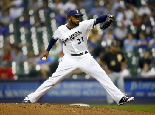 Jeremy Jeffress Looks To Be A Top Contender For The 2016 Brewers Closer Role.