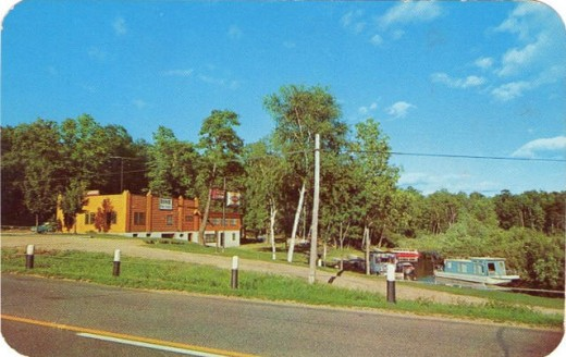 The Harbor, 1960's.  South of town on 169.  I worked here for a spell.