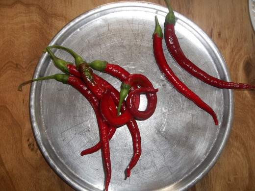 Spicy foods can trigger a Rosacea flare up