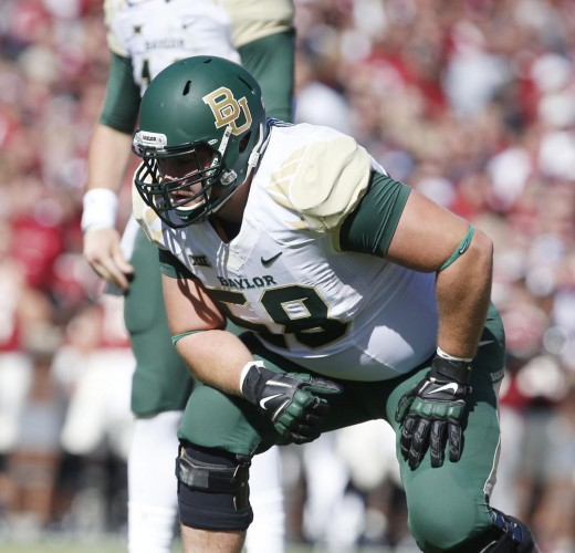 Spencer Drango, G, Baylor