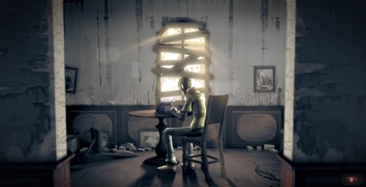 A screenshot of the short Memoria