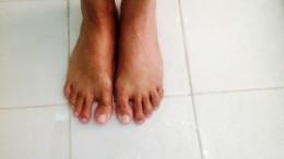 Wet feet. | Chelle (silkwormy)