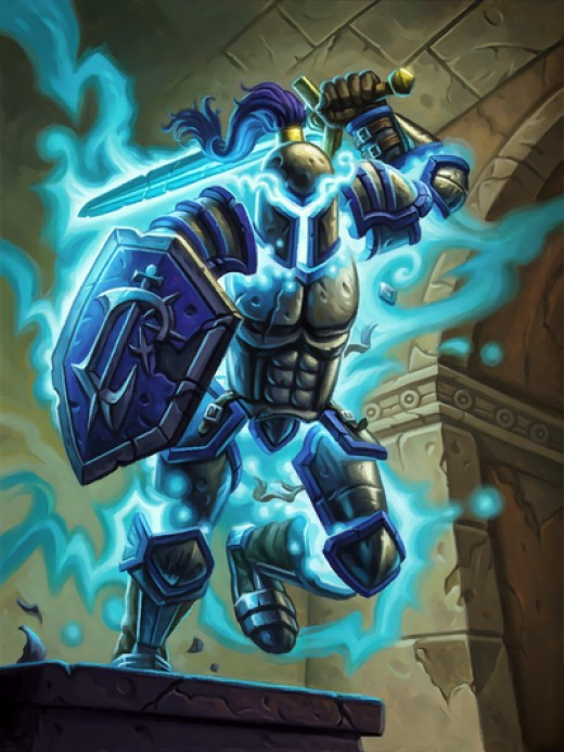 The Steel Sentinel