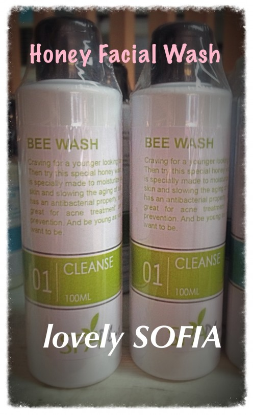 Bee Wash, old packaging, $4