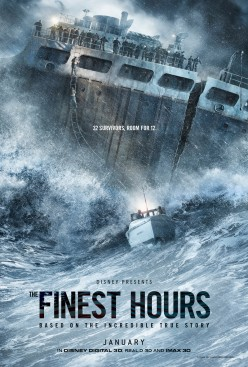 The Finest Hours: movie review