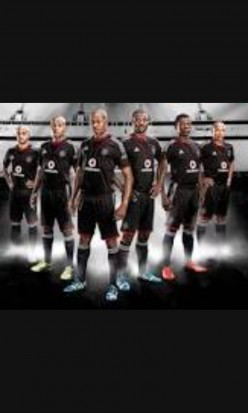 Orlando Pirates, The Iron Dukes. A story of Love, guts and glory. Defeat is born out of victory.
