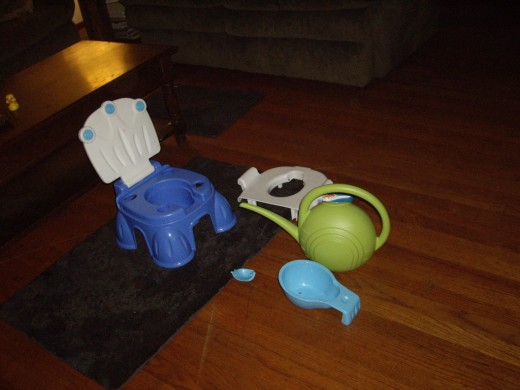 Worst Ways to Potty Train Bed Wetting Toddler | HubPages