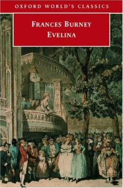 The Conduct of Upper Class in Evelina