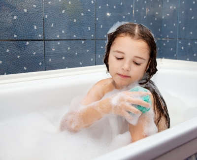 Taking a bath or shower before bed will warm up the body and help you get a great start at staying warm through the night.