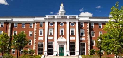 Harvard University building