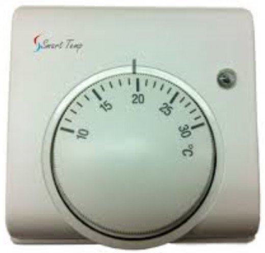 A simple thermostat