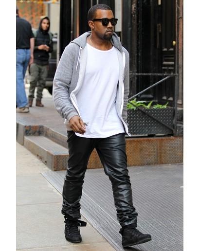 Kanye West via www.gq.com