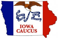 Who was the big winner of the Iowa Caucus?